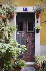 Just a Saturday morning photowalk #lisbon #street #t3mujinpack (t3mujin) Tags: door building madragoa street urban architecture lisboa city lisbon portugal europe estremadura santos