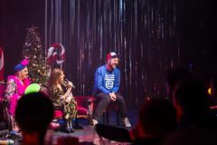 Mangina Jones' Big Christmas Cracker _ 2018 (SteMurray) Tags: mangina jones christmas cracker fundraiser ireland irish ste murray stemurray project arts centre show chat anti bliss fintan otolls david odoherty lynn ruane comedy songs dance charity building steie