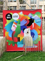 Oli-B / Bruxelles - 22 dec 2018 (Ferdinand 'Ferre' Feys) Tags: bxl brussels bruxelles brussel belgium belgique belgië streetart artdelarue graffitiart graffiti graff urbanart urbanarte arteurbano ferdinandfeys