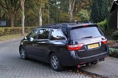 2012 Honda Odyssey (NielsdeWit) Tags: nielsdewit car vehicle oldtimer classic ede 18tgz8 honda odyssey 2012