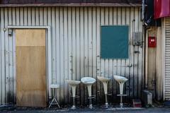 D5CP (m-louis) Tags: rx100m3 sony chair japan osaka postboxes store taishoku 大正区 大阪 explore 100faves 200faves 10000views 50000views