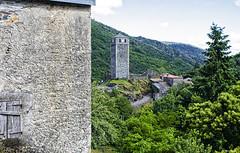 13062370 (Xeraphin) Tags: france aude languedoc roussillon occitanie lespinassière hautminervois carcassonne montagnenoire tower castle