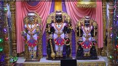 NarNarayan Dev Rajbhog Darshan on Wed 21 Nov 2018 (bhujmandir) Tags: narnarayan dev nar narayan hari krushna krishna lord maharaj swaminarayan bhagvan bhagwan bhuj mandir temple daily darshan swami rajbhog