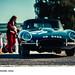1961 Jaguar E-Type (Entrant/Driver Adam Lindemann and Richard Meaden) at the 2018 Goodwood Revival