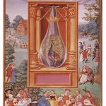 Splendor Solis Plate XVI - The Fourth Treatise, Fifthly