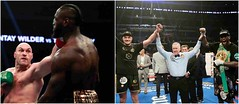 Deontay Wilder and Tyson Fury fight ends in split draw (austinojee) Tags: world news deontay draw ends fight fury split tyson wilder