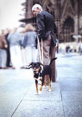 Köln, Germany (reiko_robinami) Tags: street streetphotography cityscape dog outdoors cologne germany