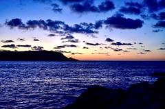 Evening (rustyruth1959) Tags: path coastpath glow horizon landscape seascape shore coast waves ripples outdoors twilight dusk clouds sky rocks evening sunset water sea atlanticocean stepperpoint camelestuary trebetherick polzeath daymerbay kernow cornwall england uk nikon1855mm nikond5600 nikon
