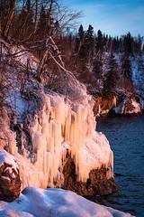 Tettegouche State Park 20190104-_DSC1022 (Prairieworks Pictures) Tags: lakesuperior northshore stateparks tettegouchestatepark snow winter sony sonyalpha zeiss loxia loxia2485