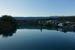 Rhône @ La Plaine @ Sentier du Rhône @ Geneva (*_*) Tags: geneva switzerland sunny suisse geneve autumn fall october 2018 afternoon europe city sentierdurhone river walk laplaine rhone