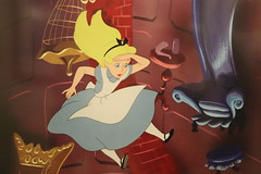 "Alice in Wonderland Art in the Disney Studios Animation Building • <a style=""font-size:0.8em;"" href=""http://www.flickr.com/photos/28558260@N04/45781743762/"" target=""_blank"">View on Flickr</a>"