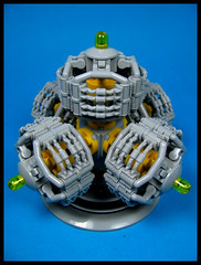 New from Karf-O Solutions (Karf Oohlu) Tags: lego moc device powerstation powergenerator scifi modular repetition