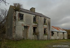 abandoned farmhouse (patrickcolhoun) Tags: abandoned derelict farmhouse ruin buncrana donegal ireland countydonegal ulster decay