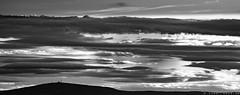 Brocken sw (Viewfreeze) Tags: grosdenkte harz wolken himmel berg sky harzvorland sw schwarzweis blackandwhite brocken viewfreeze