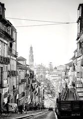 Porto; a street (Elles van Pinxteren) Tags: porto city portugal street people life dailylife travel nationalgeographic