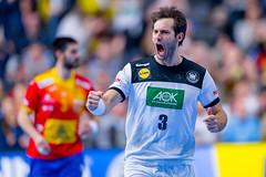 HANDBALL-WM: Deutschland - Spanien (Handball 2019) Tags: sport handball deutschland deutscherhandballbund dhb nationalmannschaft mã¤nner herren weltmeisterschaft wm2019 heimwm hauptrunde kã¶ln lanxessarena spanien esp nordrheinwestfalen köln ger männer