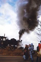 46.05 (Ray's Photo Collection) Tags: poland steam railway train pkp railways polish winter snow tour rail