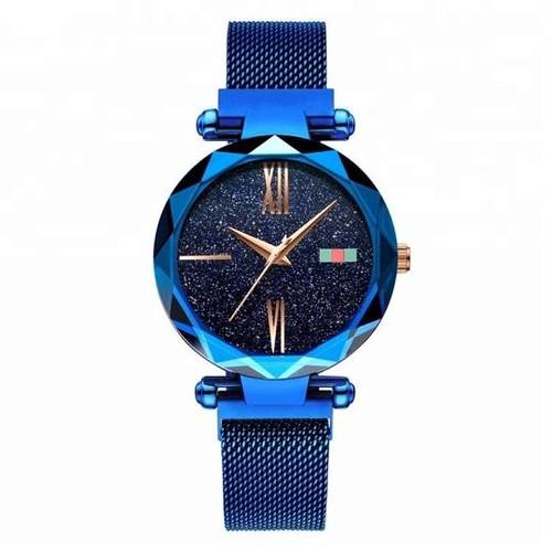 DISKON Timely - Women Luxury Magnet Buckle Watch MG909 - Jam Tangan Fashion - Jam Tangan Magnet - Jam Tangan Wanita