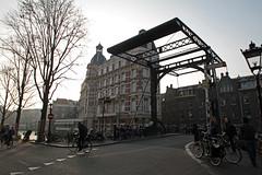 Amsterdam2014_048 (schulzharri) Tags: holland niederlande netherlands europa europe travel reise water gracht amsterdam wasser city stadt