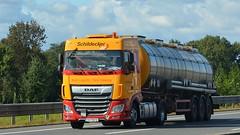 A - Schildecker DAF XF 106 SC (BonsaiTruck) Tags: schildecker daf lkw lastwagen lastzug truck trucks lorry lorries camioncamiones caminhoes