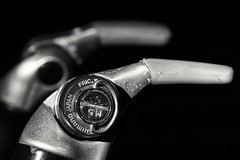 Bar end shifters (phileveratt) Tags: macromondays hobby barendshifters shimano triathlon gearchanger canon eos77d efs18135