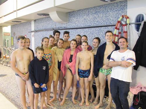 Championnat Départementaux - 24 et 25 nov 2018 - Vernouiilet - 25 m