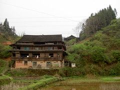 Dong House (zomya.co) Tags: china chine cina southwestchina nature ontheroad topoftheworld travel travelling tourist tourism vacation discover discovery tour trip adventure free experience experiential guide wanderlust privatetour privatetours highlights itinerary best climax route journey program explore exploration destination destinations ecotourism sustainable responsible personalized customized individualized tailormade respectful photography kam village water scenery zomya zomia guangxi asia zomi house sky clouds wood trees winter holiday conscious tradition beauty dong ethnic ethnological ethnology tribe tribal anthropology folklore indigenous firstpeoples aboriginal hilltribe