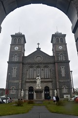 Basilica Cathedral of John the Baptist, St John's (luckypenguin) Tags: canada newfoundlandandlabrador nl newfoundland stjohns cathedral basilica church