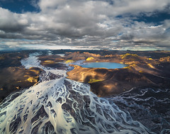 Soaring Over the Icelandic Landscape (Iurie Belegurschi www.iceland-photo-tours.com) Tags: adventure aerialphotography aerial aerialphoto beautiful birdseyeview cloudy clouds daytours dreamscape dji djimavicpro2 earth enchanting extremeterrain extreme ecosystem fineart fineartlandscape fineartphotography fineartphotos finearticeland guidedphotographyworkshops guidedphotographytour guidedtoursiceland guidedtoursiniceland highlands icelandphototours iuriebelegurschi iceland icelandic icelanders icelandphotographyworkshops icelandphotographytrip icelandphotoworkshops landscape landscapephotography landscapephoto landscapes landscapephotos landofthemidnightsun nature outdoor outdoors overcast phototours phototour photographyiniceland photographyworkshopsiniceland summer sky tours travel travelphotography tripsiceland view valley workshop workshops water braidedrivers braided braidedriver braidedriversystem riversystem river rivers icelandichighlands