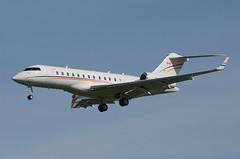 Morningstar Partners Ltd. Bombardier Global 6000 (C-FOEG) LAX Approach 1 (hsckcwong) Tags: morningstarpartnersltd bombardierglobal6000 cfoeg klax lax global6000 bd7001a10