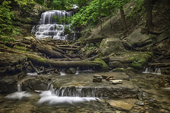 St. Catharines Ontario 2016 (John Hoadley) Tags: lower decewfalls stcatharines ontario 2016 september waterfalls canon 7dmarkii 1740 f11