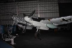 Messerschmitt Bf110G (Pentakrom) Tags: raf museum hendon messerschmitt bf110 german air force luftwaffe