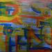 """""""Warm Swish"""" by Tabetha P, acrylic, $20.00"""