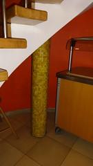 1961 Mainz Bauschmuck Hotel Schottenhof B40 Kaiserstraße/Schottenstraße 6 in 55116 Altstadt (Bergfels) Tags: architekturführer bergfels 1961 1960er 20jh brd rheinlandpfalz mainz hotel schottenhof b40 kaiserstrase schottenstrase 55116 altstadt beschriftet bauschmuck mosaik mosaikarbeit keramik keramikarbeit