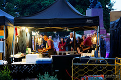 20190315-18-Franko Street Eats Market (Roger T Wong) Tags: 2019 australia franklinsquare franko frankostreeteats hobart rogertwong sel24105g sony24105 sonya7iii sonyalpha7iii sonyfe24105mmf4goss sonyilce7m3 tasmania evening market park people stalls