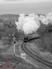 2857 (LMSlad) Tags: severn valley railway 2857 28xx 280 gwr churchward bewdley tunnel