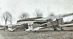 Junker J.I turned over to allies near Tellancourt, France 11-19-18  2nd view NARA111-SC-42203-ac (SSAVE over 13 MILLION views THX) Tags: aircraft airplane biplane bomber germany german ww1 worldwari americanoccupation 1918