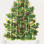 Decorated Christmas tree thumbnail