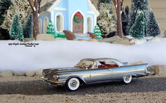 1959 Chrysler Saratoga Hardtop (JCarnutz) Tags: 143scale diecast westernmodels 1959 chrysler saratoga