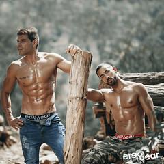 ERGOWEAR-EW0131-EW0130-MAX-Mesh-bikini-grey-and-black (ergowear) Tags: latin hunk bulge outdoor lumberjack sexy men ergonomic pouch underwear jockstrap