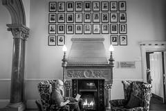 20190207_Walton Hall (Damien Walmsley) Tags: waltonhall old new pictures blackandwhite hotel mercurehotels wellesbourne warwickshire relaxing working computer laptop