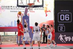 3x3 FISU World University League - 2018 Finals 350 (FISU Media) Tags: 3x3 basketball unihoops fisu world university league fiba