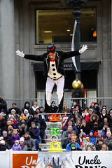 Chicago Thanksgiving Parade (samaelsworkshop) Tags: ifttt 500px football recreation performance teenage boy arms raised standing one leg motion agility spotlight high heels go dancer victory fist competition track field cheering warmers leggings leotard jumping outstretched dancing pantyhose athlete crowd kicking hand legs apart skateboard athletic sports exercise fit