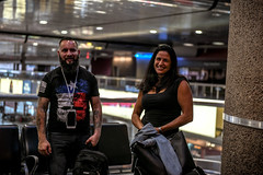 1 Kaylan Harrington & Fred Ruiz arrival to LV.jpg