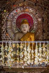 Buddha à Bu Paya (Seb & Jen) Tags: bagan myanmar burma birmanie mandalayregion myanmarbirmanie oldbagan nyaungu royaumedepagan buddha bu paya