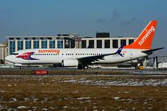 C-GPVS (Sunwing - Travel Service) (Steelhead 2010) Tags: sunwingairlines travelservice boeing b737800 b737 yyz creg cgpvs