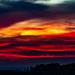 Tonights Sunset Albacete Spain.