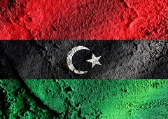Libya flag themes idea design (www.icon0.com) Tags: africa background banner black closeup concept curve design dimensional flag folds frame front full green illustration insignia libya libyan nation national north patriot patriotism red rippled satin shiny silk symbol textile texture textured three view waving wind