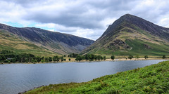 Looking back...[explore 14.12.18] (mandysp8) Tags: buttermere uk thelakedistrict canon eos summer hills trees countryside landscape nationaltrust