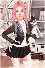 010718_1 (Magnus Vale) Tags: secondlife second life gachaland lootbox etoile the chapter four tcf semotion genus project just magnetized demicorn pink fuel pf wasabi pills horntail black bantam magnusvale magnus vale